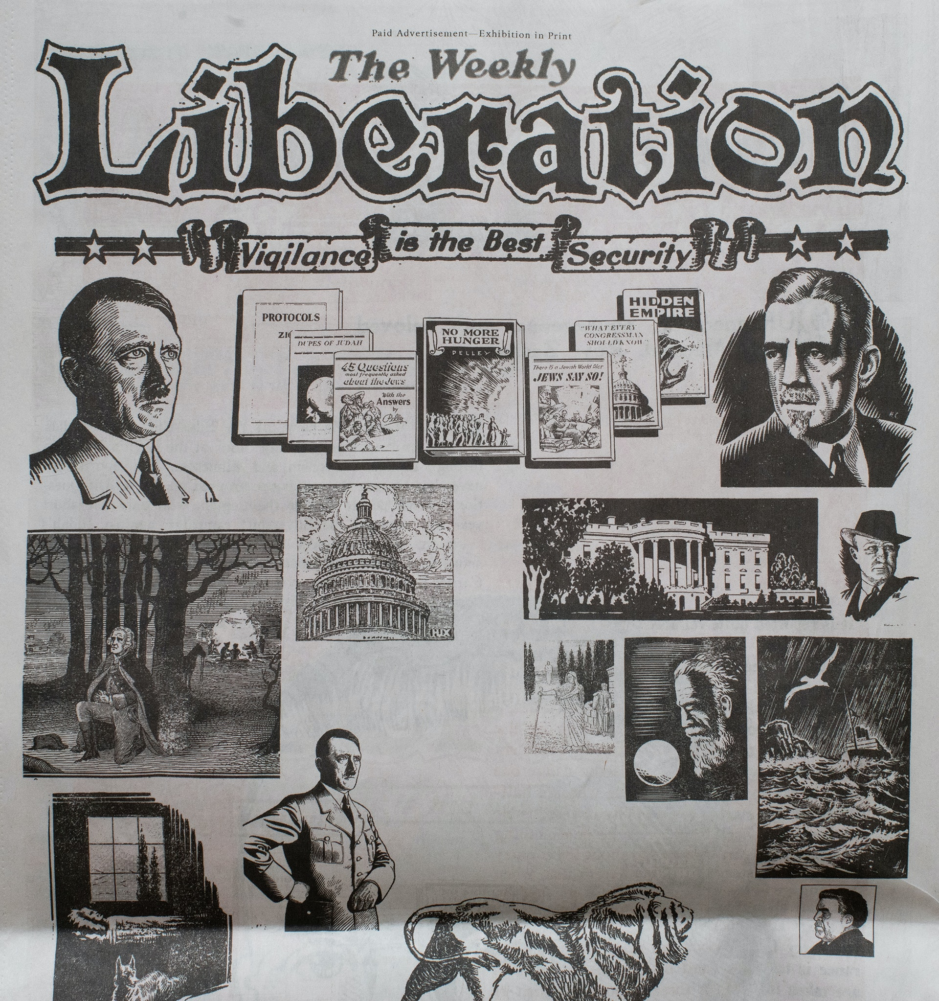 liberation detail