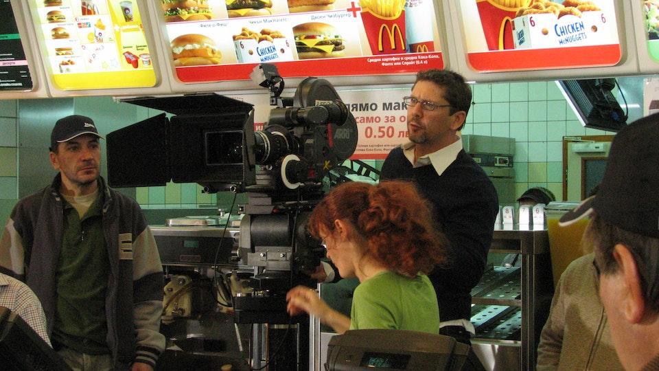 "McDonalds ""Spare Change"""