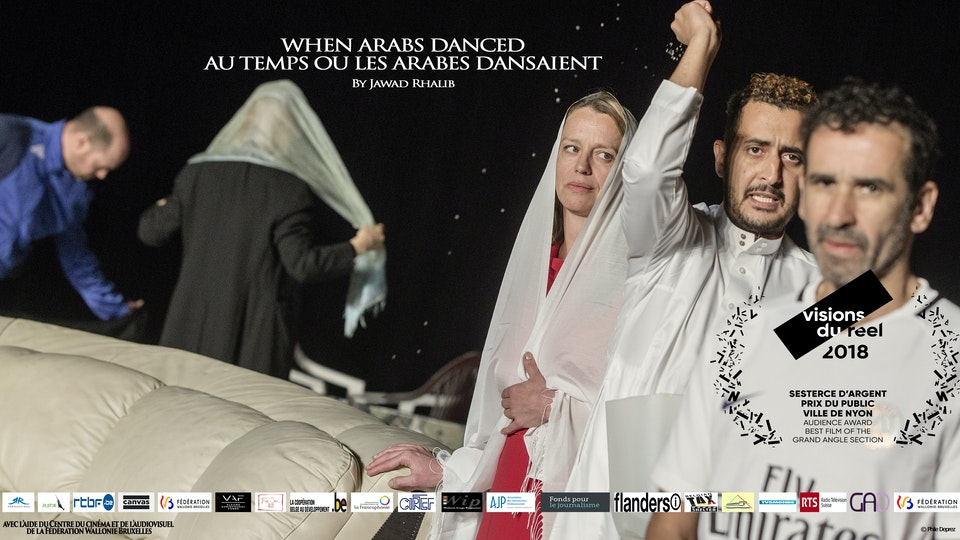 AU TEMPS OU LES ARABES DANSAEINT /                                                                              WHEN ARABS DANCED