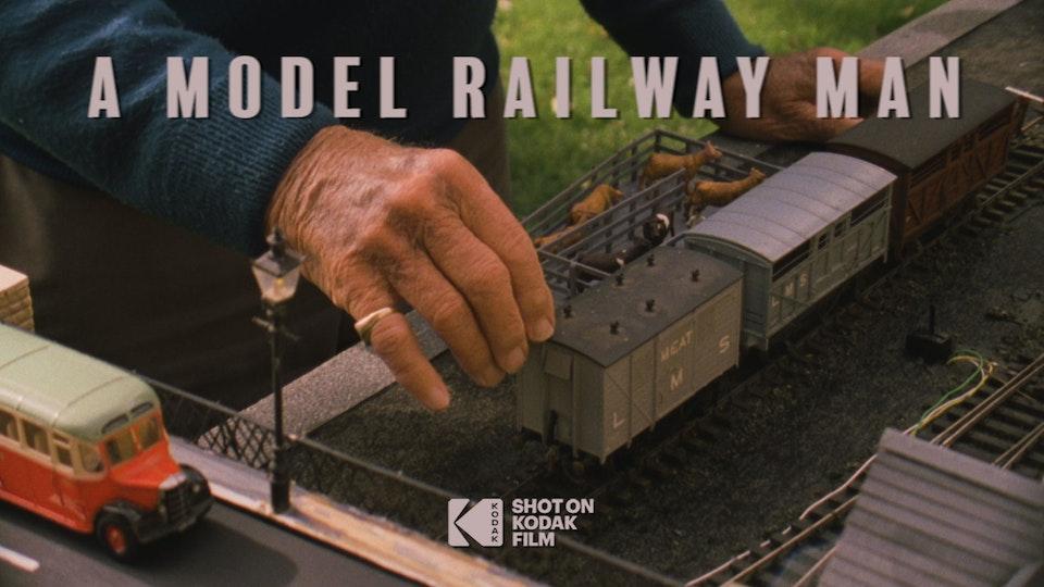 TAYLOR FAWCETT - A Model Railway Man | Documentary