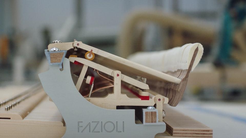 TAYLOR FAWCETT - Paolo Fazioli | Westbank | Documentary