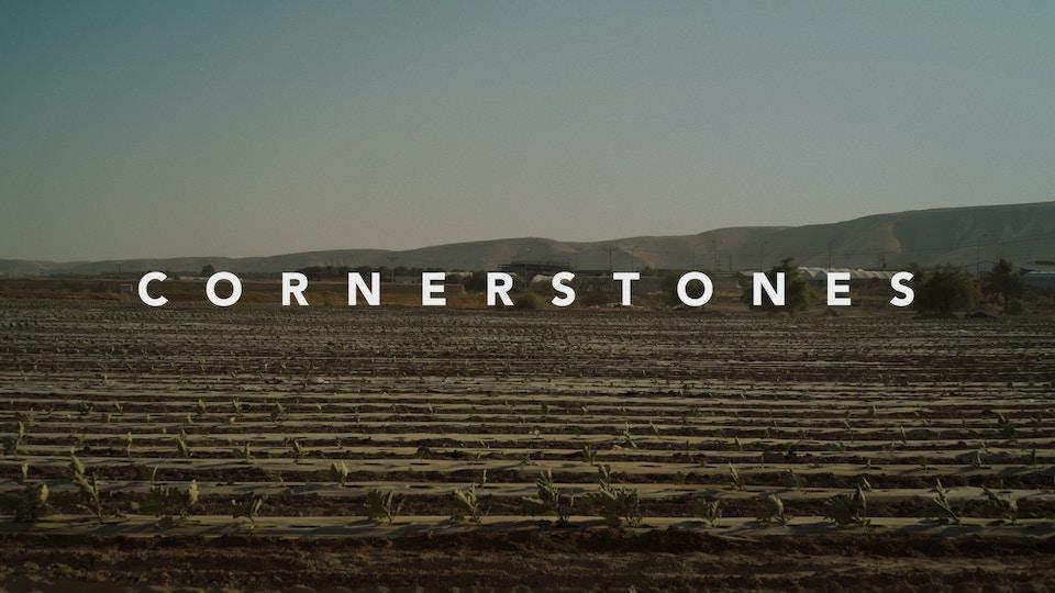 CORNERSTONES | HUMMUS