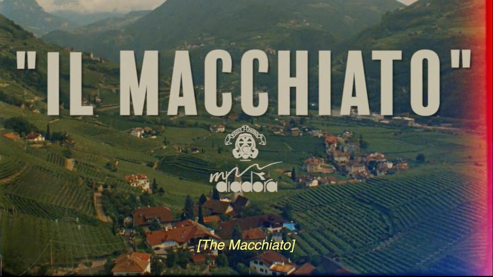 TAYLOR FAWCETT - Il Macchiato | Diadora x Footpatrol |Documentary/Branded