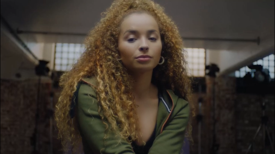 TAYLOR FAWCETT - Nike x JD | Ella Eyre 'Backing Vocals' | Commercial