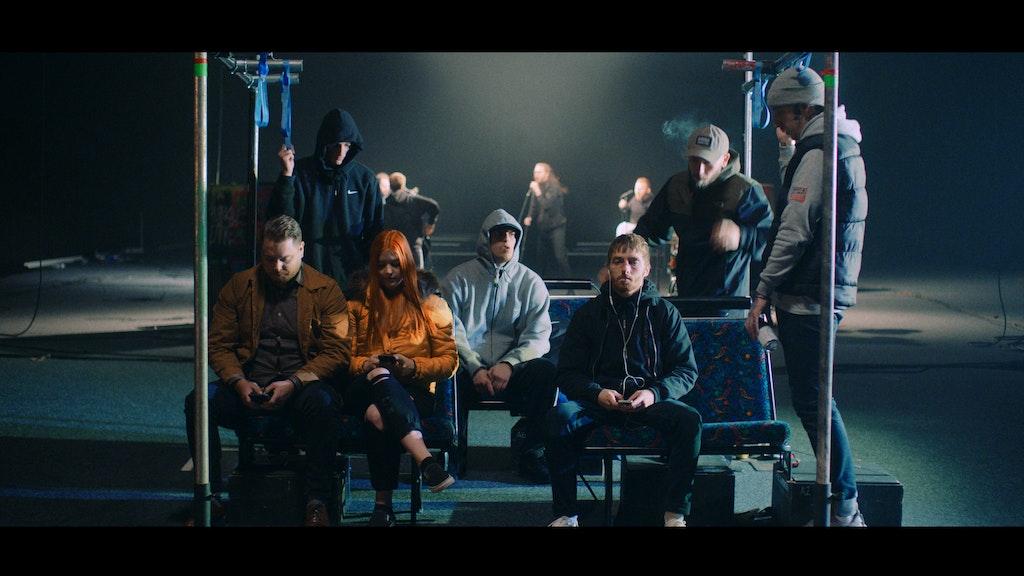 "While She Sleeps | ""Anti-Social"" | Music Video"