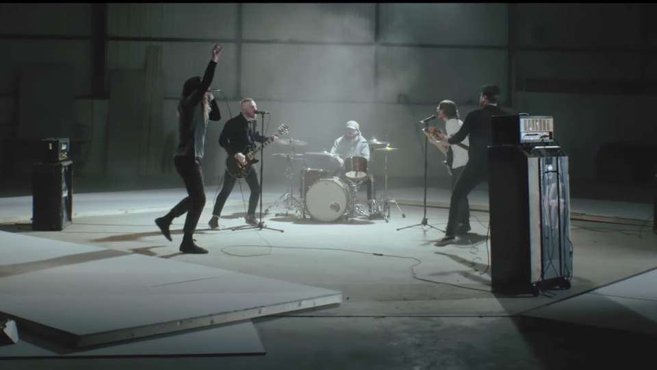 Silence Speaks   While She Sleeps   Music Video