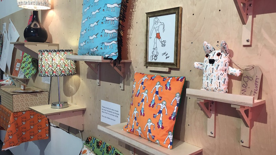 FILWOOD FABRIC at Living, Working, Making Together: KWMC Residency