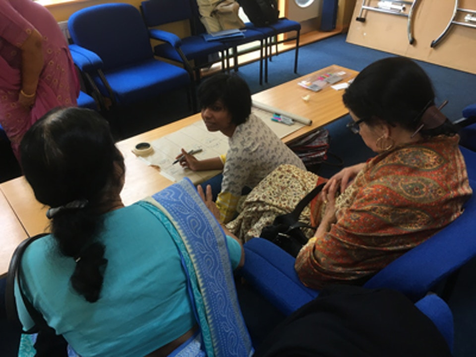 South Asian Older People Consultation