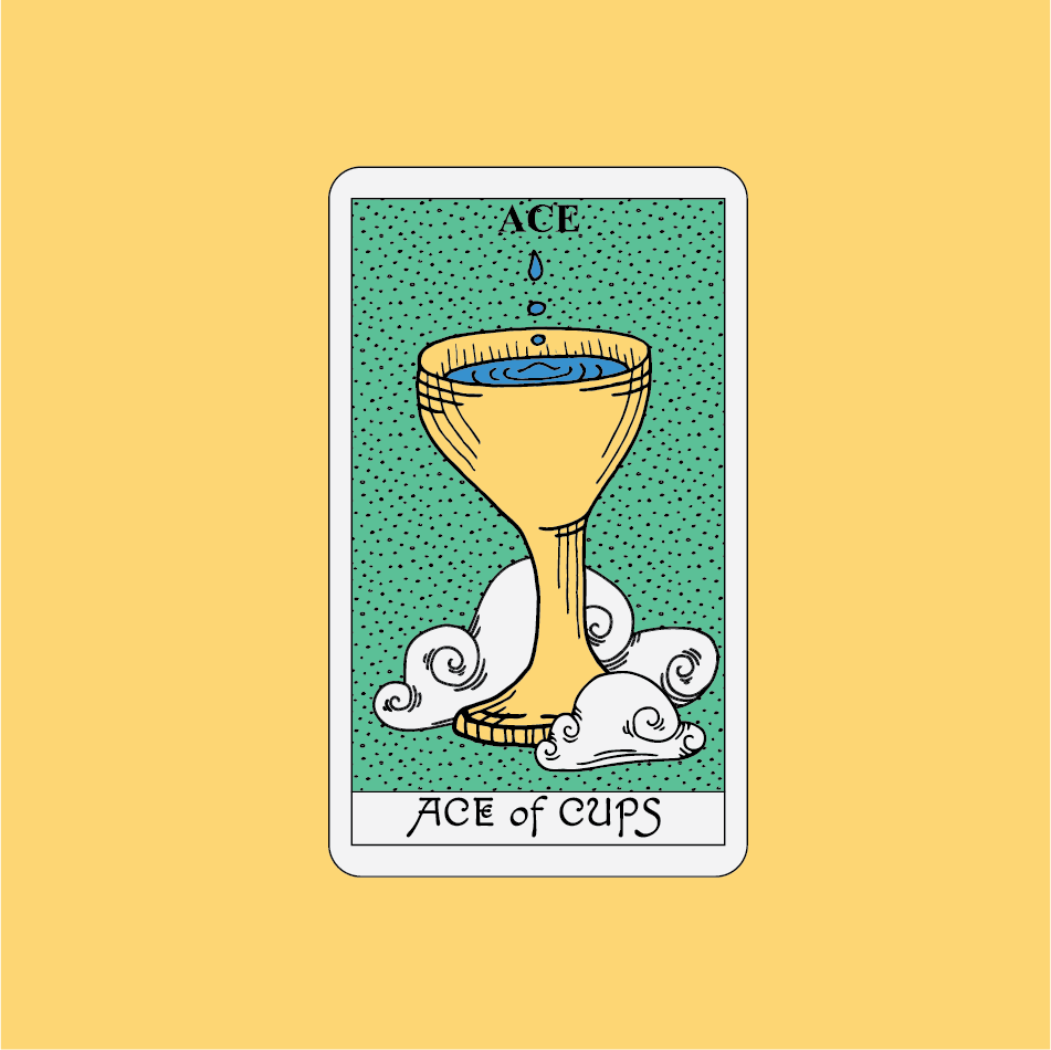 Ace of CUPS 1