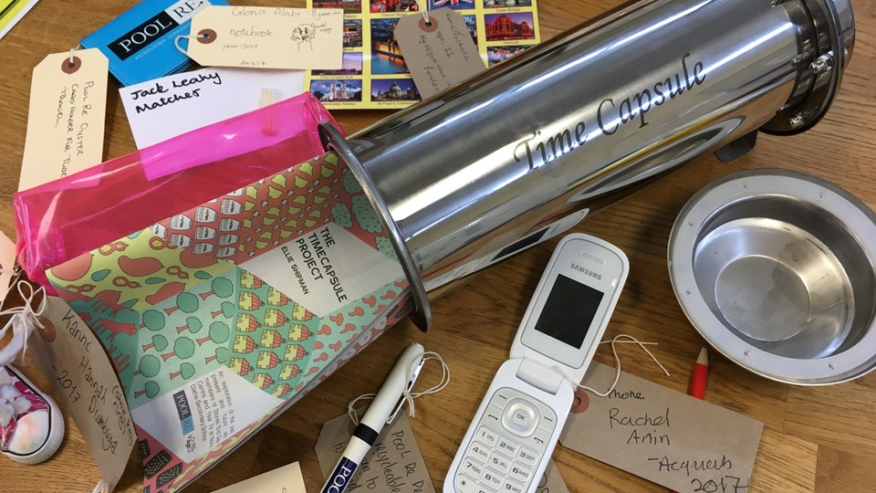 The Timecapsule Project