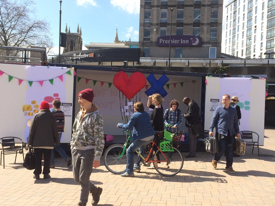 Bearpit Improvement Group Consultation