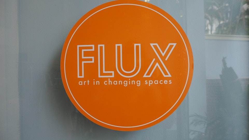 FLUX: An exhibition of a changing city