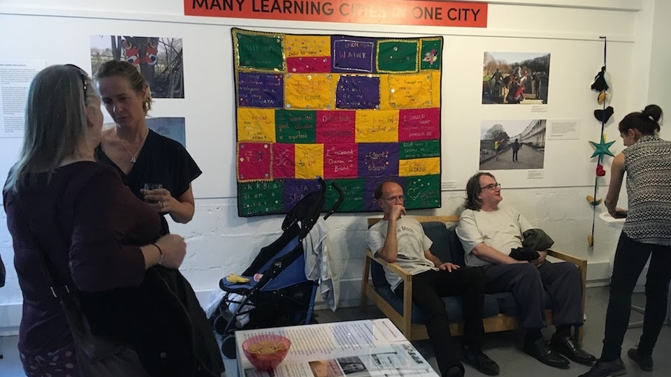 Learning City Quilt