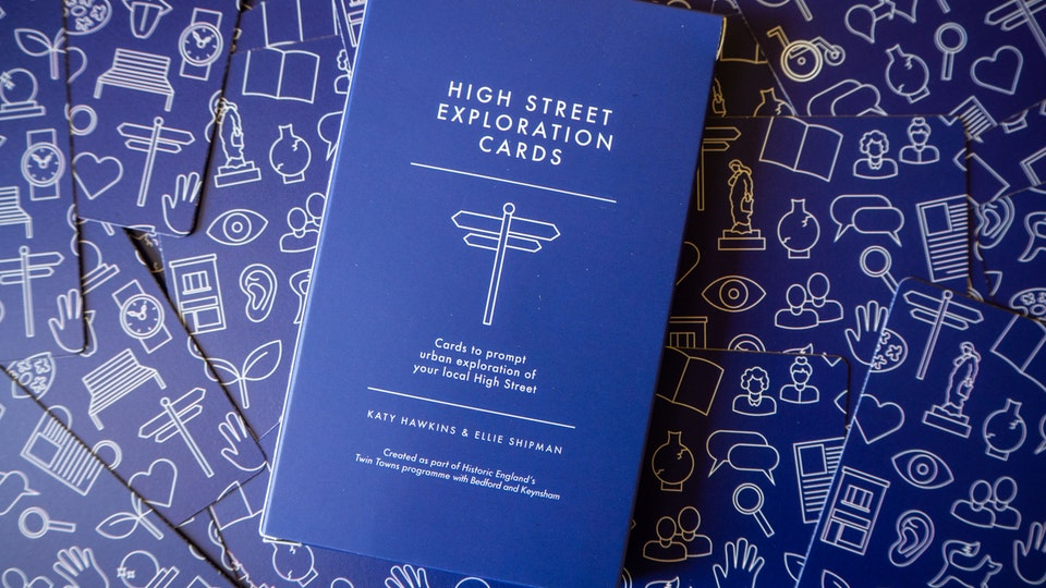 High Street Explorations: Historic England