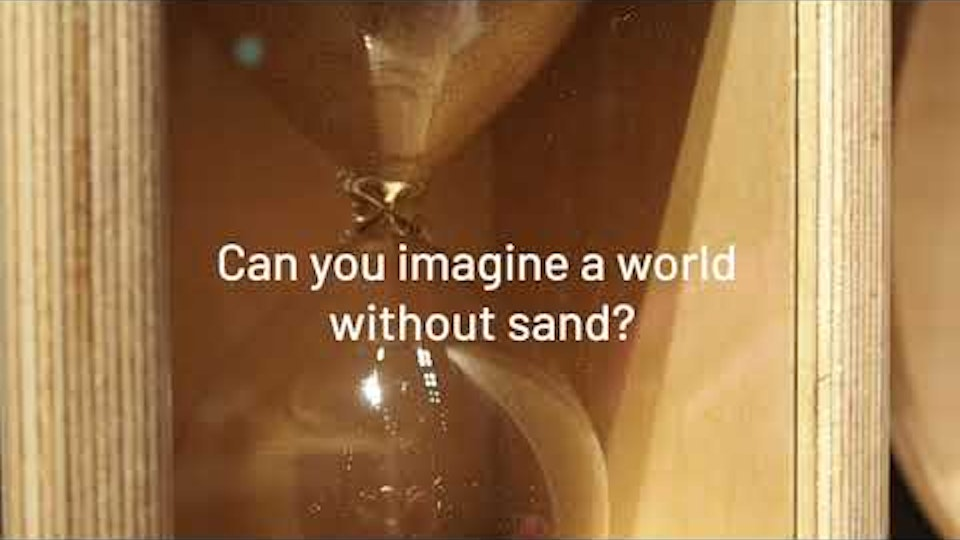 24 Hours of Sand at We the Curious