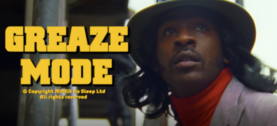Greaze Mode | Skepta ft. Nath Smallz