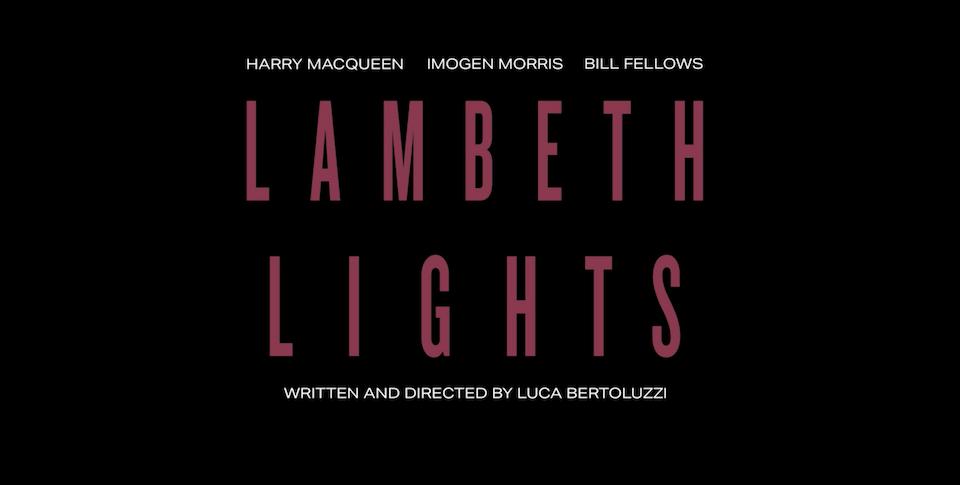 Lambeth Lights | Luca Bertoluzzi