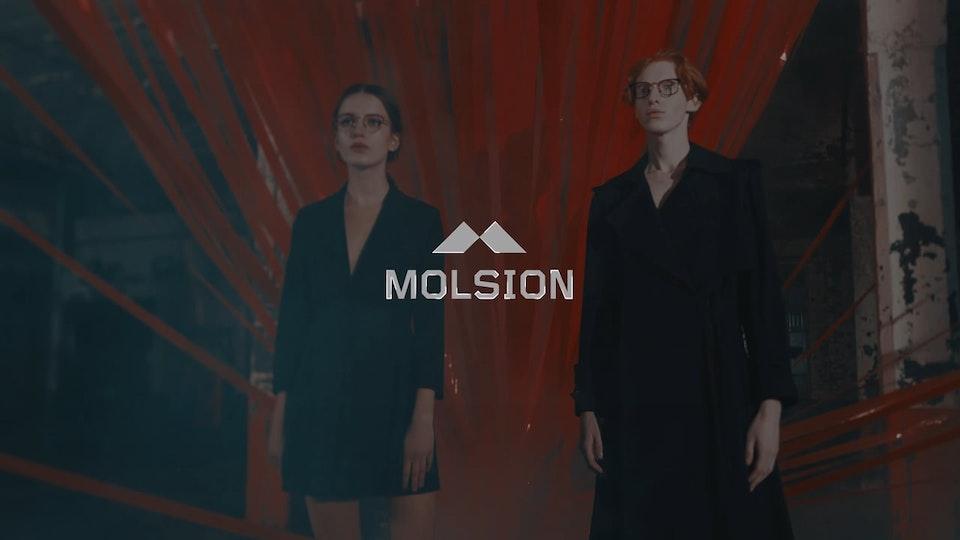 Molsion Eyewear Campaign