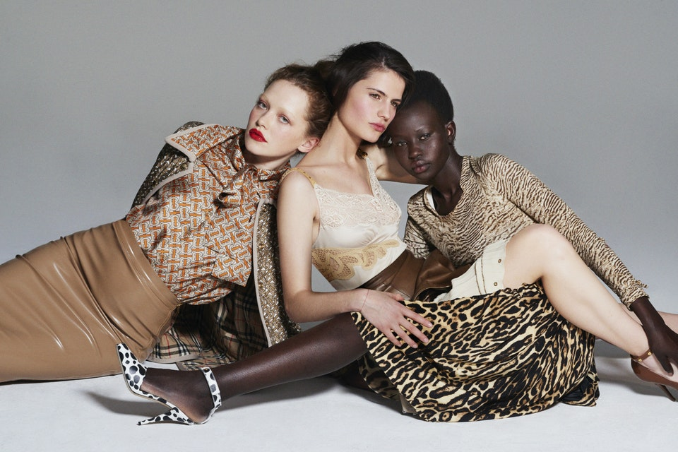 Advertorial| Burberry -
