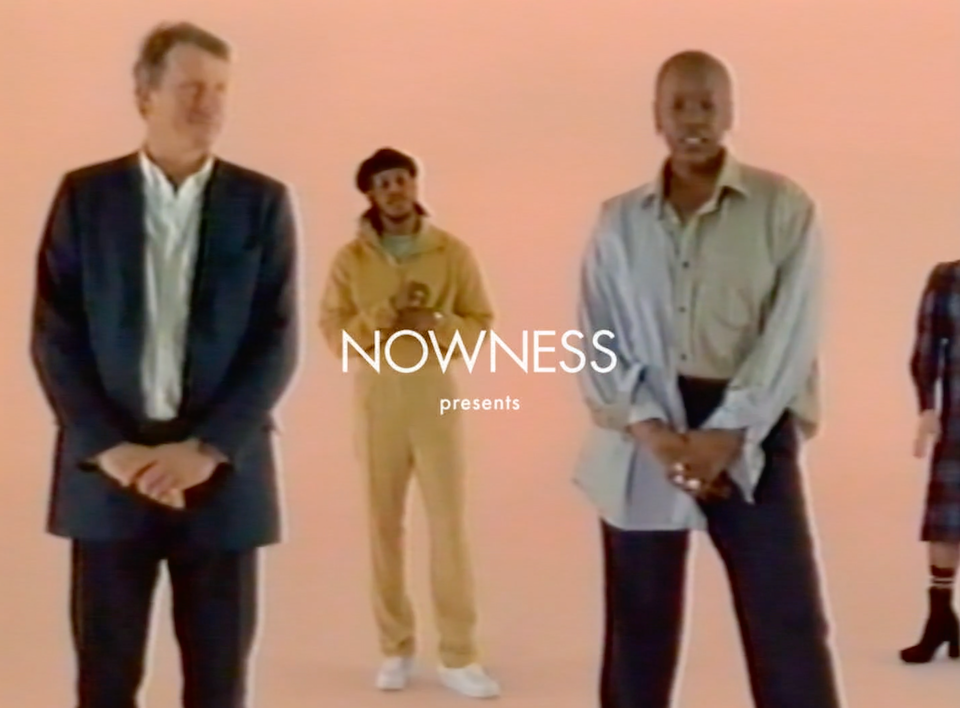 MASCULINITIES | Barbican x Nowness