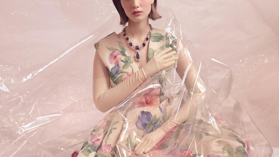 Harpers Bazaar Vietnam couture special