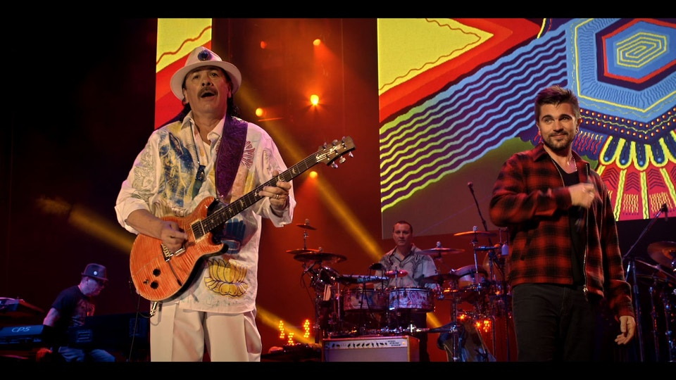 Santana - Corazon - Live From Mexico