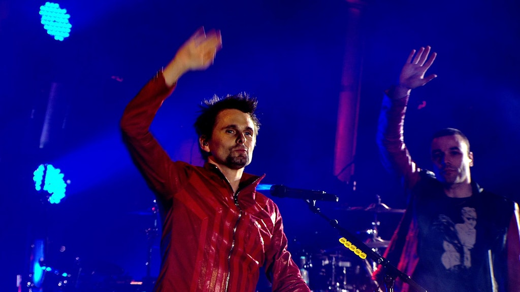 "Muse at Horseguard's Parade - Global Premiere of ""World War Z"" for Paramount Pictures"