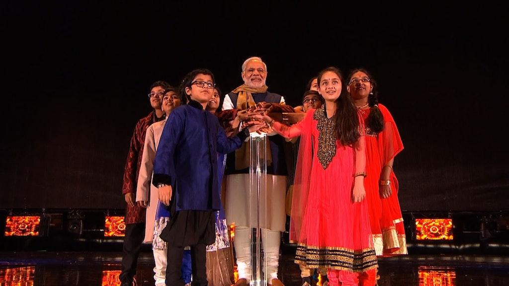 UK Welcomes Modi