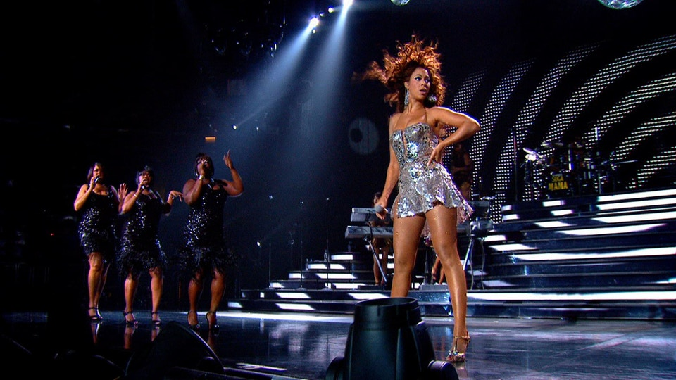 Beyoncé - The Beyoncé Experience Live in Los Angeles
