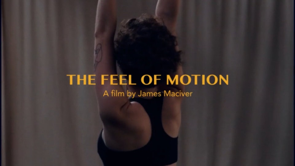 Blackbox - The Feel of Motion
