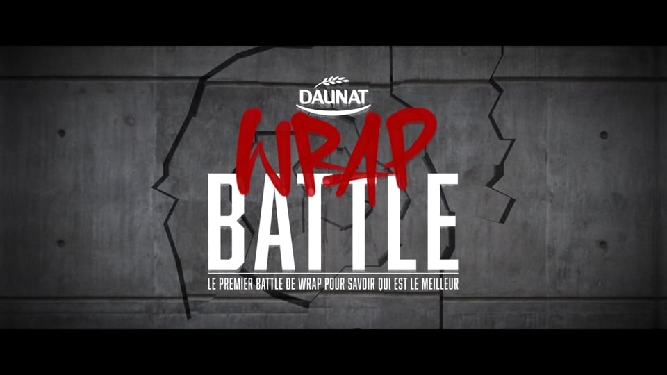Daunat • Wrap Battle Pierre Manry • Wrap Battle Daunat • Teaser
