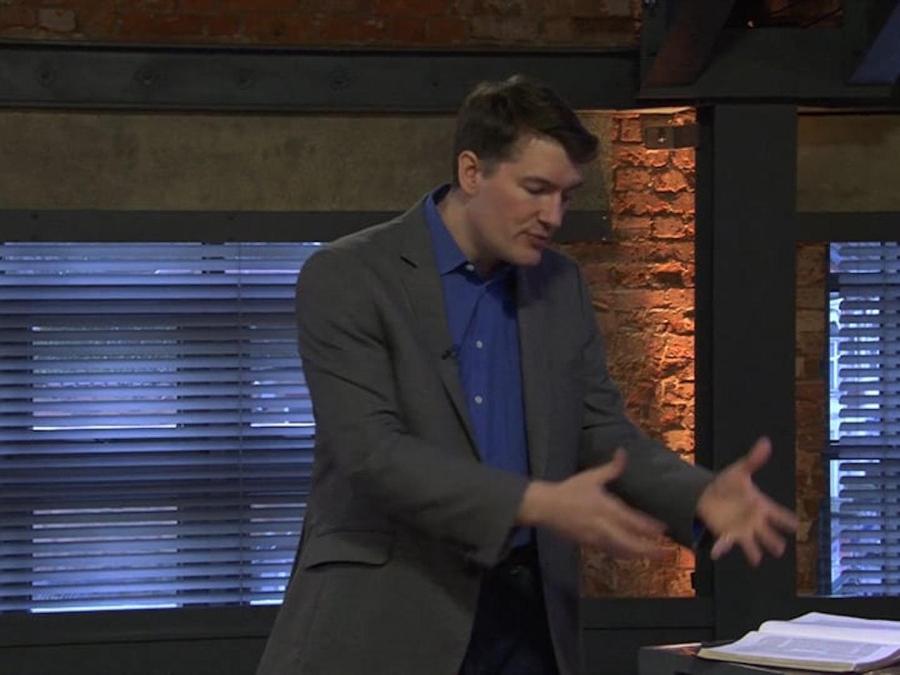 Seeking the Presence of God - Ep 1 - Needing God