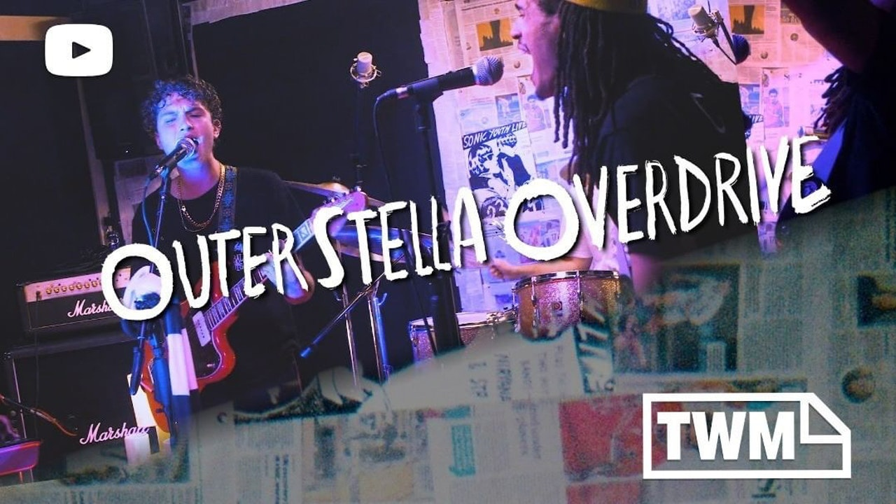 In the Middle of the City - Outer Stella Overdrive | TotallyWired Magazine