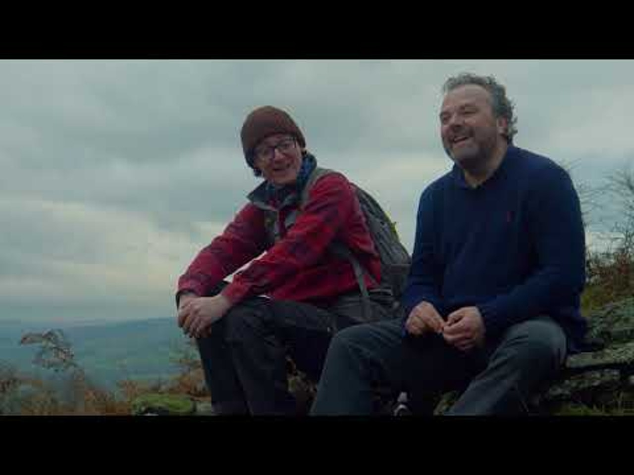 4. Hal Cruttenden in the Peak District
