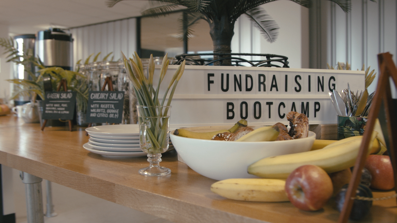 Fundraising Bootcamp