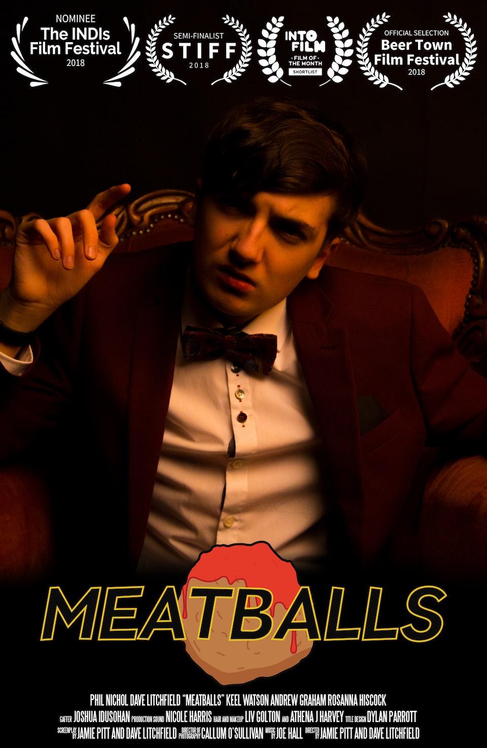 Final Meatballs Poster
