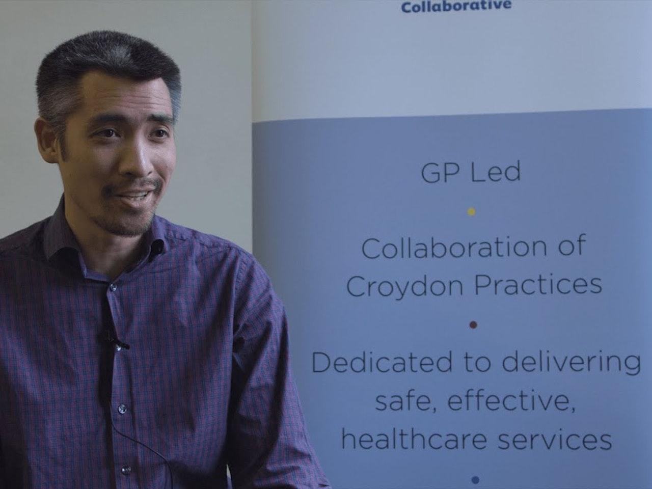 NHS Croydon Training Hub - Dr Hing
