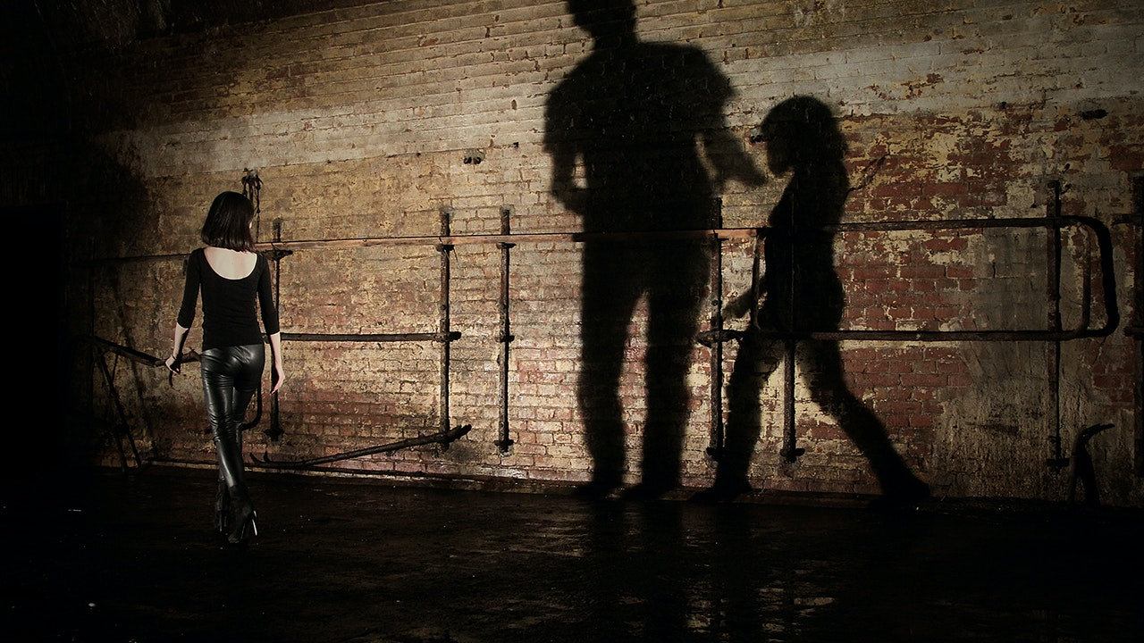 Scandale - Shooting SCANDALE with ALICE SARA OTT and FRANCISCO TRISTANO (Photo: Bernhard von Hülsen)
