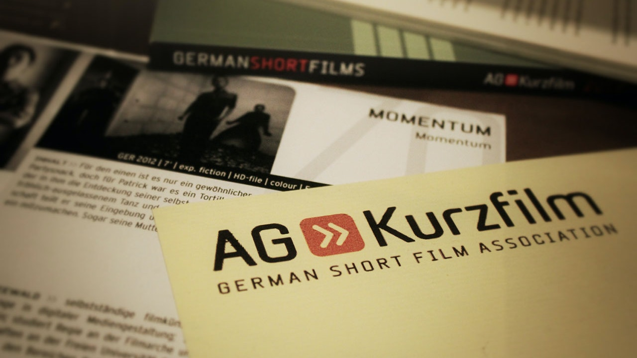 Momentum - Momentum selected for the Short Film Catalogue by AG Kurzfilm showcasing 100 outstanding short films from 2013