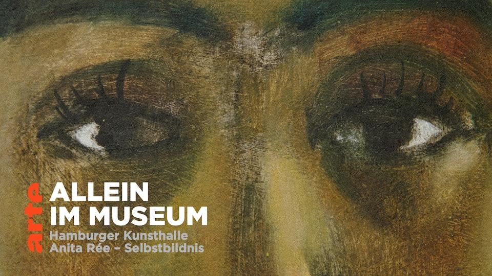 Allein im Museum