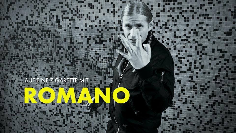 Auf eine Zigarette mit Romano