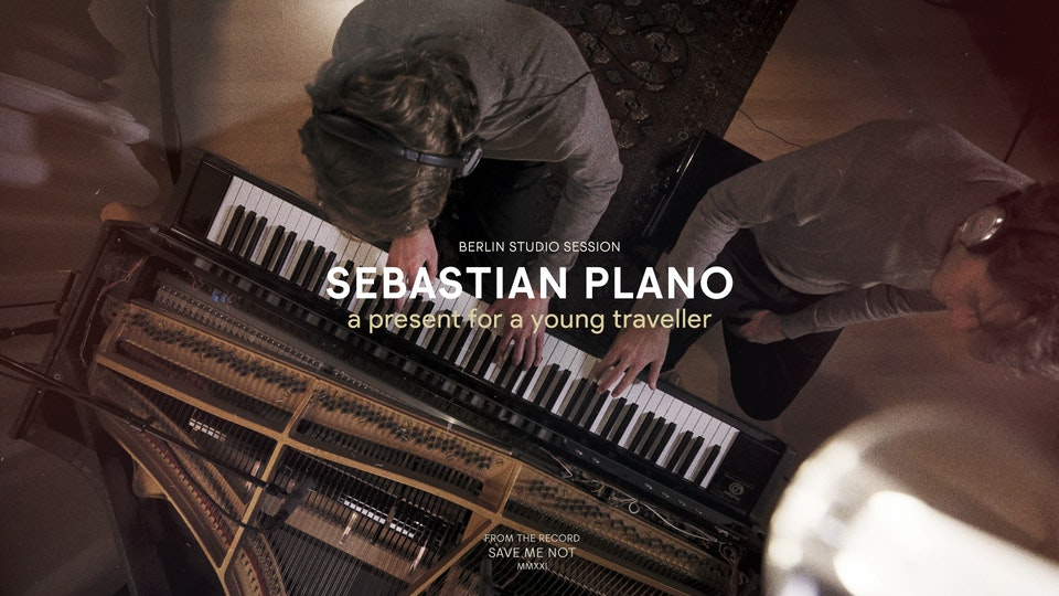 Sebastian Plano - Studio Session