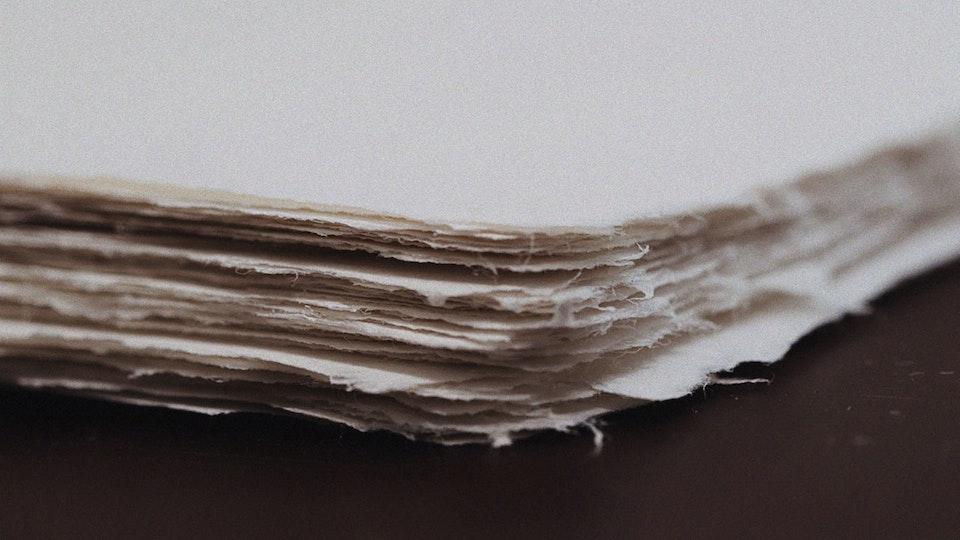Der Papiermacher -
