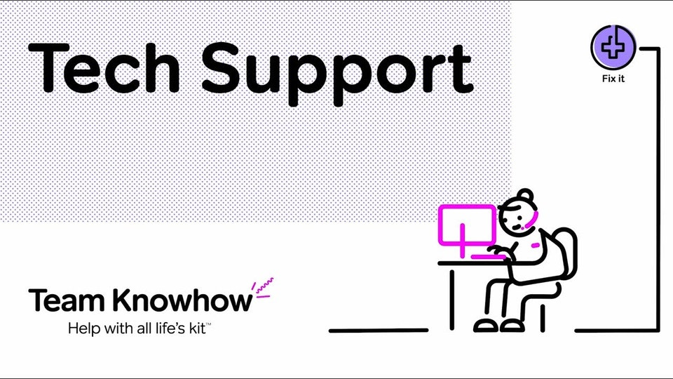 TEAM KNOWHOW (IN STORE)