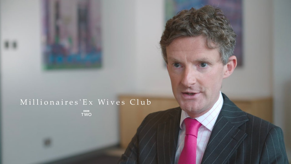 Millionaires' Ex Wives Club   BBC Two