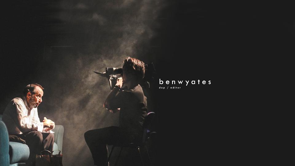 Benwyates Showreel 2018