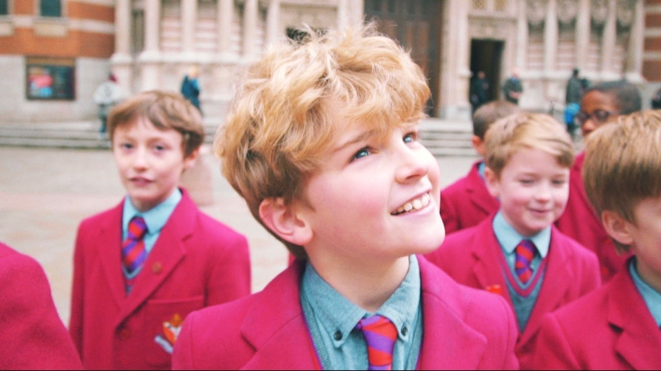 Westminster Cathedral Choir School - I'm a Chorister