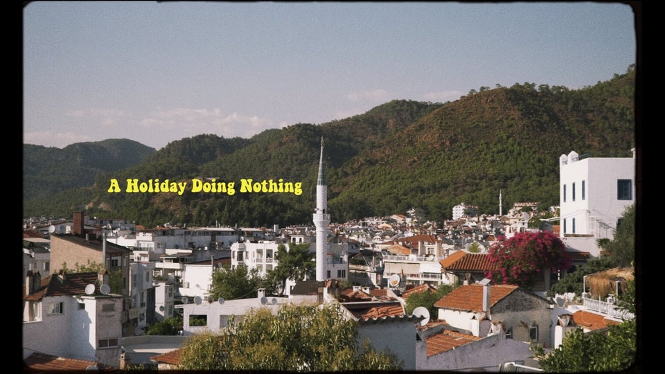 A Holiday Doing Nothing   Marmaris, Turkey