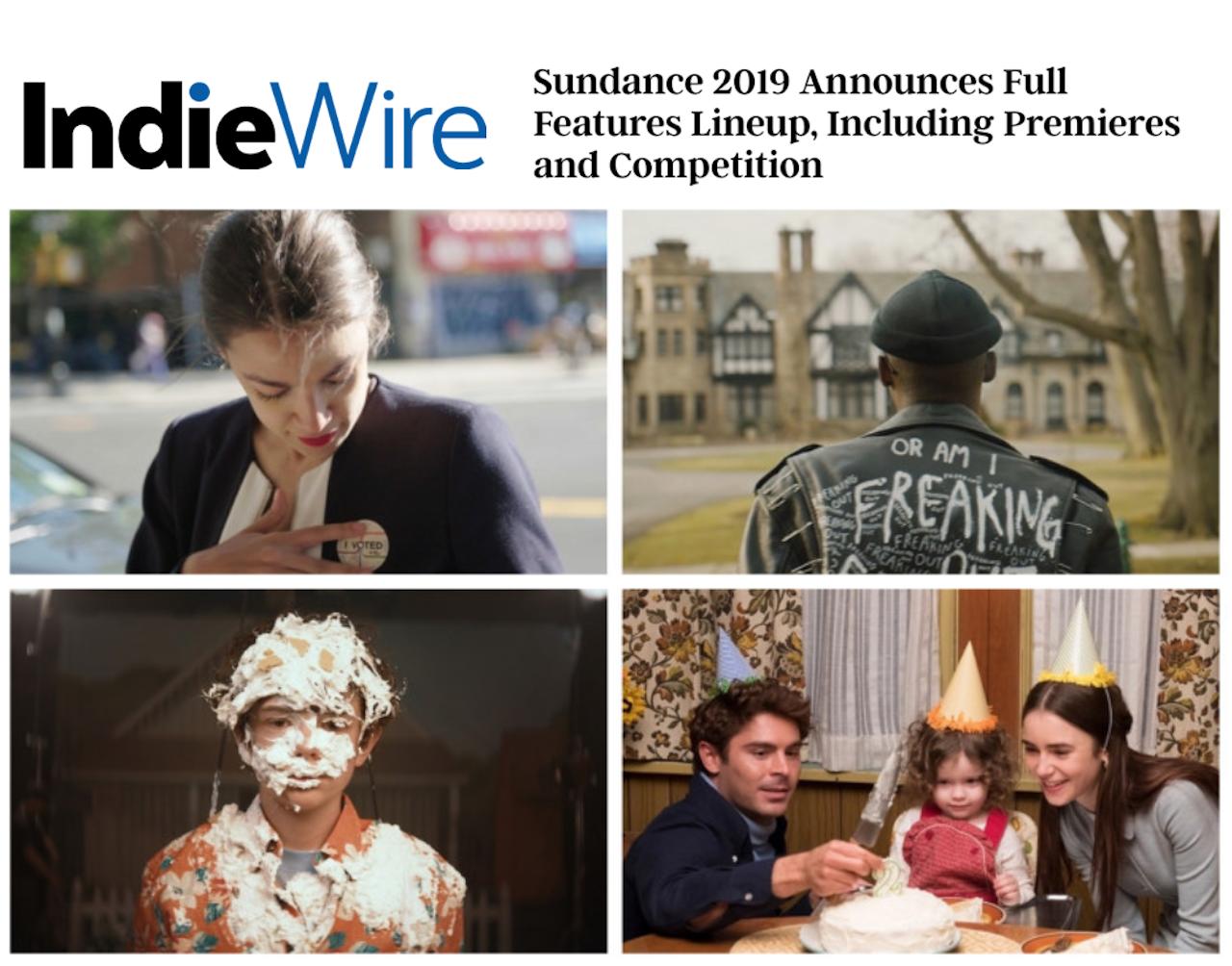 Alma's Honey Boy is IN! Sundance reveals line-up.