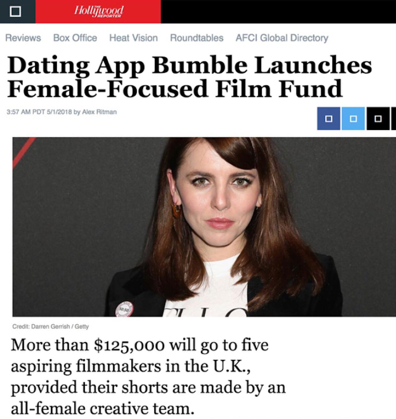 PRESS: We're dating! When-Lief-met-Bumble <3
